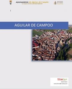 Cifras y Datos Aguilar de Campoo julio 2014
