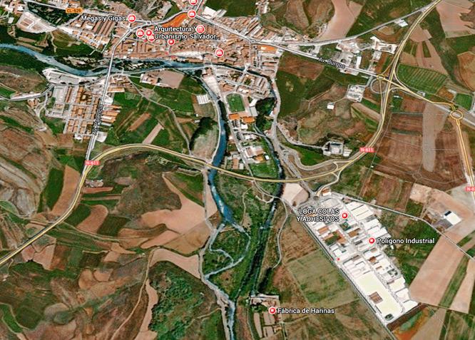 Poligono Industrial Aguilar de Campoo