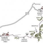 Senda de Canduela a Villanueva del Henares