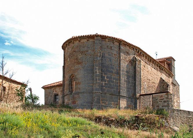 Iglesia de San Roque - RENEDO DE LA INERA - Fotografía cedida por: Jesús A. Sanz. Slide realizado por www.disenafacyl.es