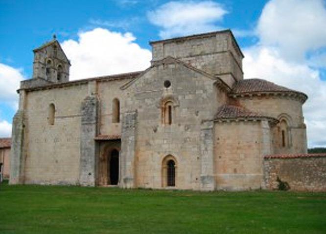 Monasterio de Santa Eufemia - Slide realizado por www.disenafacyl.es