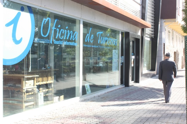 Oficina de Turismo de Aguilar de Campoo