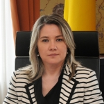 María José Ortega Alcaldesa de Aguilar de Campoo