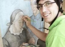 Jon-Palomar-pintando