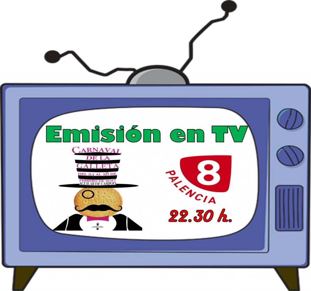emision en tv